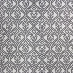 The G0404 Dark Gray upholstery fabric by KOVI Fabrics features Ikat, Geometric, Diamond pattern and Gray as its colors. It is a Jacquard type of upholstery fabric and it is made of 66% Polyester, 34% Cotton material. It is rated Exceeds 50,000 double rubs (heavy duty) which makes this upholstery fabric ideal for residential, commercial and hospitality upholstery projects.For help call 800-860-3105.
