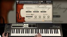 SESSION STRINGS - Contemporary String Ensemble