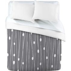 DENY Designs Heather Dutton Gray Entangled Duvet Cover, King by DENY Designs, http://www.amazon.com/dp/B008AJLRP0/ref=cm_sw_r_pi_dp_p7sWqb0H7AA6C
