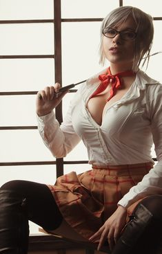 Sexy Geek Girls Photos