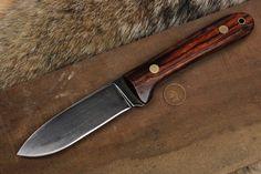 Lucas Forge Kephart Knife