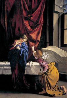 Orazio Gentileschi, Annunciazione
