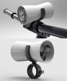 wind powered bike light - Google Search