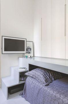 Rénovation pop d'un appartement familial de 71 m2