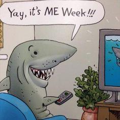 funny shark week