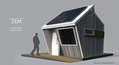 ZEM: A sustainable micro home by Jeffrey Greger