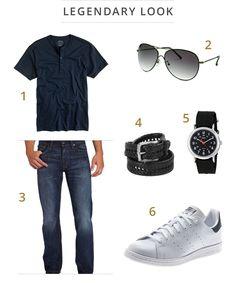 Dress Like Derek Jeter