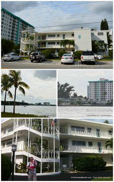 adresse de l'appartement de Dexter Morgan de la série TV à Miami