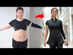 Fogyni latina nők előtt és után. Dietetikus segít a fogyásban