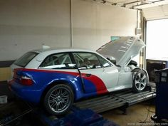 V10 powered BMW Z3 M Coupe, I bet this thing is a damn beast to drive!