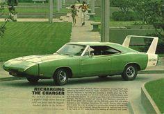 1969 Dodge Daytona ad