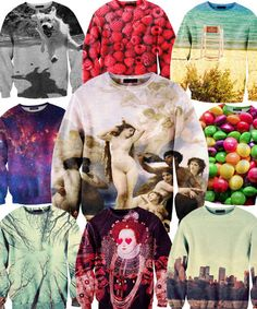 Bluzy z fotograficznymi nadrukami