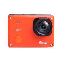 GitUp Git2P Pro 2K WiFi Action Camera 170 Degree Lens Panas0nic Sensor Sport DV Orange
