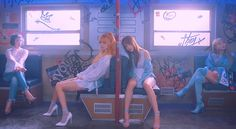 "New Teaser Music Video For EXID's ""Night Rather Than Day"" Is Released! 