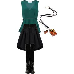 """Elena"" by i-tre-mercanti on Polyvore"
