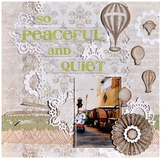 56*So peaceful and quiet* - Scrapbook.com