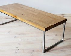 industrial retro dining set rectangular - Google Search