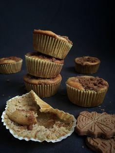 Bananen Spekulatius Muffins