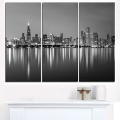 This beautiful Cityscapes Canvas Art is printed using the highest quality fade resistant ink on canvas. Every one of our fine art giclee canvas prints is printed on premium quality cotton canvas, usin
