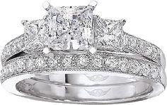 My ring princess cut❤️