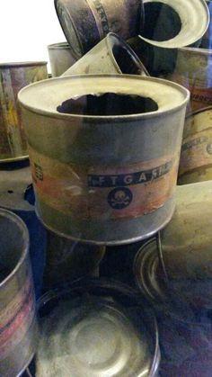 Zyklon B at Auschwitz