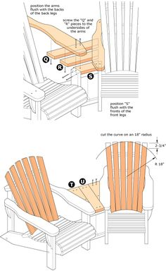 Double Muskoka Chair for sale at a store near you Plans Chaise Adirondack, Adirondack Rocking Chair, Wood Adirondack Chairs, Plans Rocking Chair, Anarondak Chairs, Diy Wood Projects, Woodworking Projects, Chaise Diy, Pallet Furniture Designs
