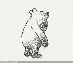 Winnie the Pooh Sketches in Pencil | SHEPARD Ernest Howard,WINNIE-THE-POOH,Sotheby's,London
