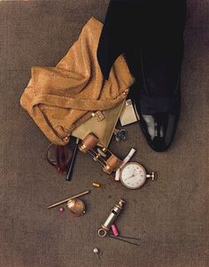 One of my favourites: Irving Penn  American, 1917–2009, Theater Accident, New York
