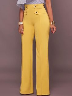 Shape Your Wardrobe / Women's Fashion Online Classy Outfits, Chic Outfits, Beautiful Outfits, Trendy Outfits, Fashion Outfits, Diy Upcycled Clothing No Sew, Pallazo Pants, Shirt Hacks, Cute Pants