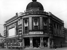 The Playhouse, Oldham Rd, Manchester in 1961.
