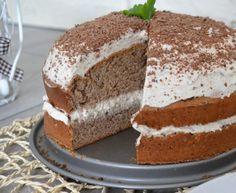 výborná gaštanová torta