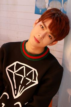 Victon's maknae Subin is soo adorable.