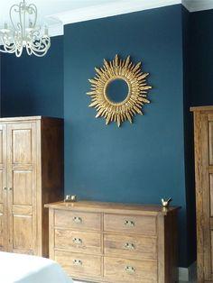 New Bedroom Dark Blue Walls Farrow Ball 64 Ideas