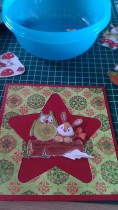 Kerst konijn