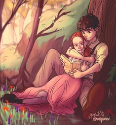 Anne x Gilbert Gilbert Blythe, Anne Of Green Gables, Anime Couples, Cute Couples, Gilbert And Anne, Amybeth Mcnulty, Anne White, Japon Illustration, Anne Shirley