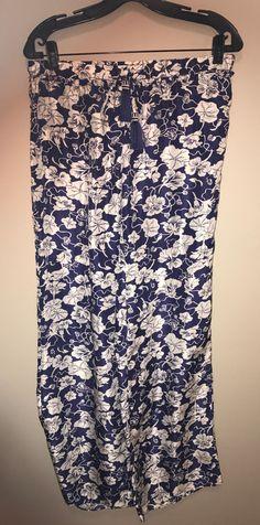 Calypso St. Barth $75 ** Free Shipping ** Nwt Size S Fala Floral Silk Pants. Free shipping and guaranteed authenticity on Calypso St. Barth $75 ** Free Shipping ** Nwt Size S Fala Floral Silk PantsCalypso St. Barth pants in floral print. Drawstri...