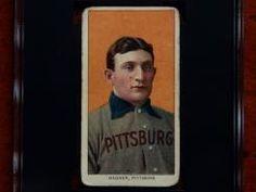 Rare 1909 Honus Wagner baseball card sells for $1.2MILLION