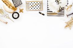Get this beautifully styled desk stock photo for FREE from Shay Cochrane and enter to win $1000 shopping spree! http://shaycochrane.com/giveaway/