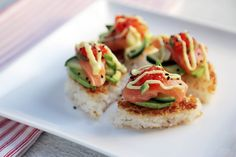 There's only one thing better than pizza or sushi: sushi pizza.
