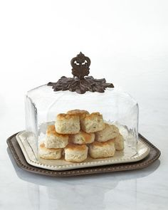 Pastry Keeper by GG Collection at Neiman Marcus.
