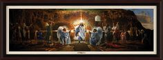 http://www.tapestryproductions.com/wp-content/uploads/2016/02/Ron-DiCianni-The-Resurrection-Mural-Framed-1.jpg