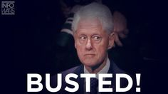 *( ͡ ͡° ͜ ͡ ͡°  )*            Busted! Bill Clinton's Face When Trump Brings Up The Rape Allegations is...