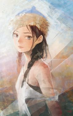 Anime Illustrations by Arata Yokoyama