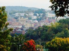 Fall in Staunton, Va