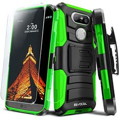 Evocel® LG G5 [Generation Series] Rugged Holster [Kicksta... https://www.amazon.com/dp/B01D0II7AI/ref=cm_sw_r_pi_dp_tpdBxb3S91YYY