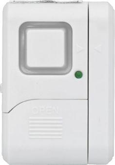 GE Personal Security Window/Door Alarm, DIY Home Protecti...