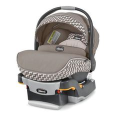 Chicco Keyfit Zip 30 Infant Car Seat
