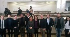 """Una """"squadra"""" di crotonesi ambasciatori della città in Italia e nel mondo - Si è tenuta questa mattina nella Sala Consiliare promossa dall'Assessorato alla Cultura, la """"Festa della Restituzione"""" per salutare ed incontrare i giovani crotonesi  - http://www.ilcirotano.it/2017/12/30/una-squadra-di-crotonesi-ambasciatori-della-citta-in-italia-e-nel-mondo/"""