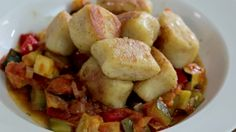 Boursin Garlic & Herb Gnocchi with Ratatouille