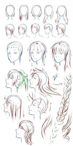 apprendre a dessiner le visage